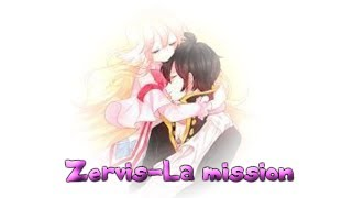 Fairy Tail Fanfiction Zervis : La mission 1