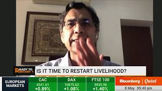 Ready To Restart: Why Arvind Datar Wants Lockdown To Be Lifted