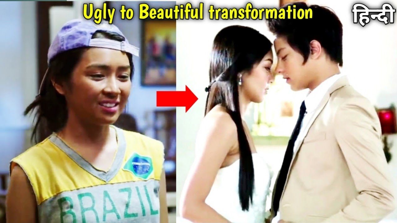 Download When his ugly best friend transform into Most beautiful girl/Movie explain in hindi/#lovelyexplain