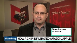 How China Used a Tiny Chip to Infiltrate Amazon and Apple