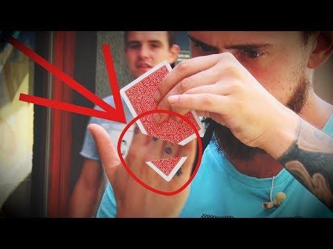 Нереальні фокуси Кардіні в Ужгороді