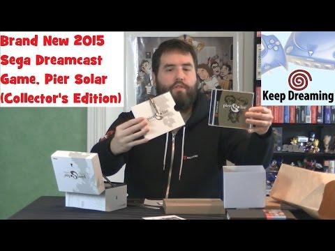 Keep Dreaming - Pier Solar - 2015 Dreamcast Game - Adam Koralik