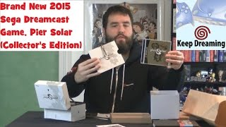 Keep Dreaming - Pier Solar - 2015 Dreamcast Game - Adam Koralik