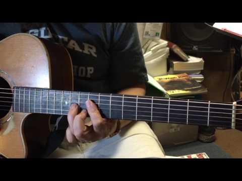 Tim - Gimme Shelter Acoustic Lesson
