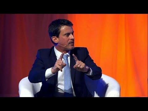 Manuel Valls medita presentarse a la alcaldía de Barcelona por Ciudadanos