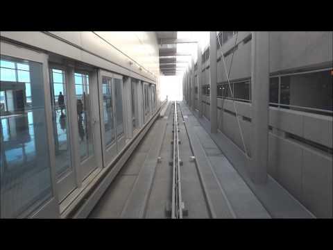 Sky Train to Terminals 2 and 3 Phoenix Sky Harbor International Airport Phoenix, AZ