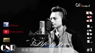 Sib hlub yam li lub hnub - Red Label (Official Audio)