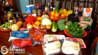 Fitness Blender Grocery Haul - What Does Fitness Blender's Diet Look Like?