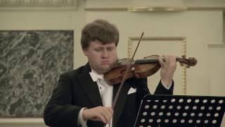 Andrey Baranov (violin) 2013-11-27
