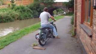 for sale bsa bantam d1 plunge frame 1952 125cc