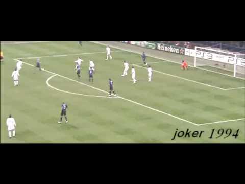 Cambiasso goal Vs Chelsea