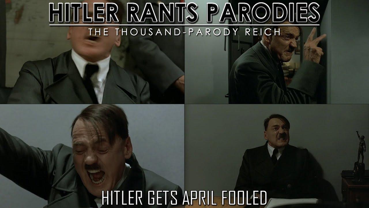 Hitler gets April Fooled