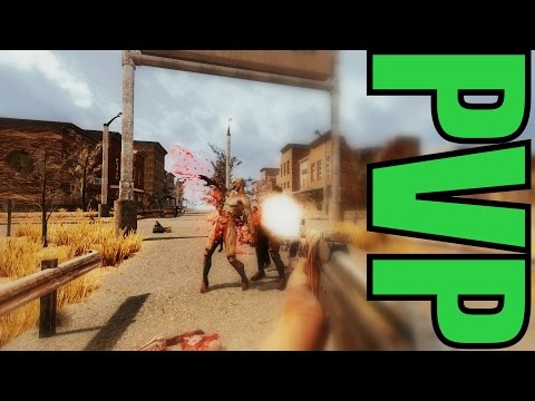 7 DAYS TO DIE . PVP AREA