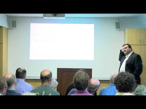 James Howard - Economics of Mars - 19th Annual International Mars Society Convention