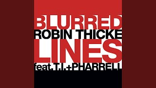 Blurred Lines MP3