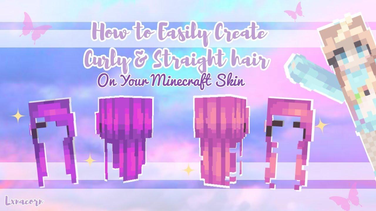 Meadow Dixon Minecraft Girl Skin Pink Hair