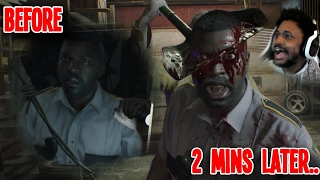 IF YOU ARE BLACK, YOU ARE DYING IN ALL MOVIES/GAMES | Resident Evil 7 (Part 2)