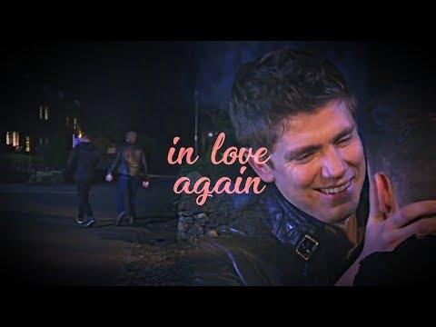robert + aaron | in love again