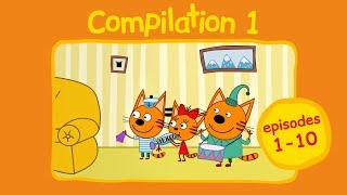 Kid-E-Cats   Compilation 1   Cartoons for kids