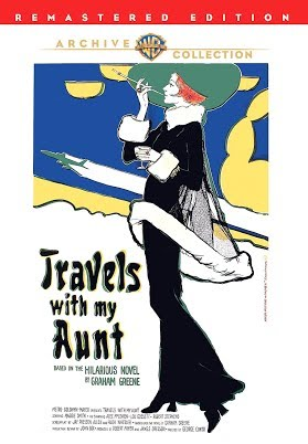 Travels With My Aunt Movie Trailer