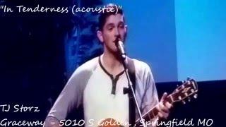 In Tenderness (acoustic) - TJ Storz