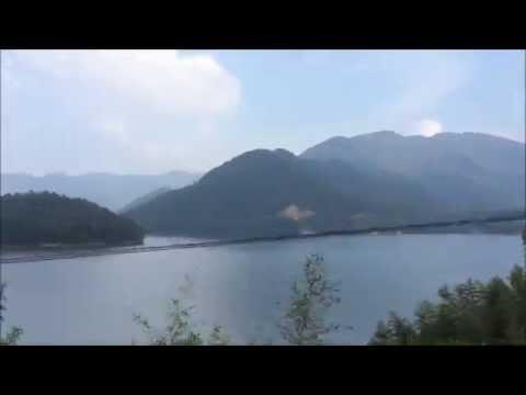 Swedish Riders Shanghai Film 4 Part One - Jiakou Lake