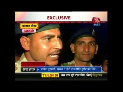 India-China Standoff: Exclusive Ground Reporting From Uttarakhand's Barahoti
