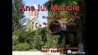 Florin Tutuianu - Ana lui Manole