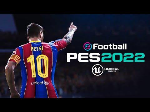eFootball PES 2022 Official Trailer - NEXT GEN, Unreal Engine