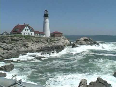 Lighthouses Maine and Coastline