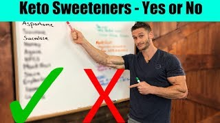 Keto Sweeteners: List of Approved Sugar Substitutes- Thomas DeLauer