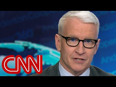 Anderson Cooper: Trump investigation may go on longer than Mueller's probe