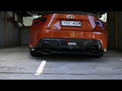 GT86 Interior 5D carbon wrap (FRS, BRZ, Toyota86)