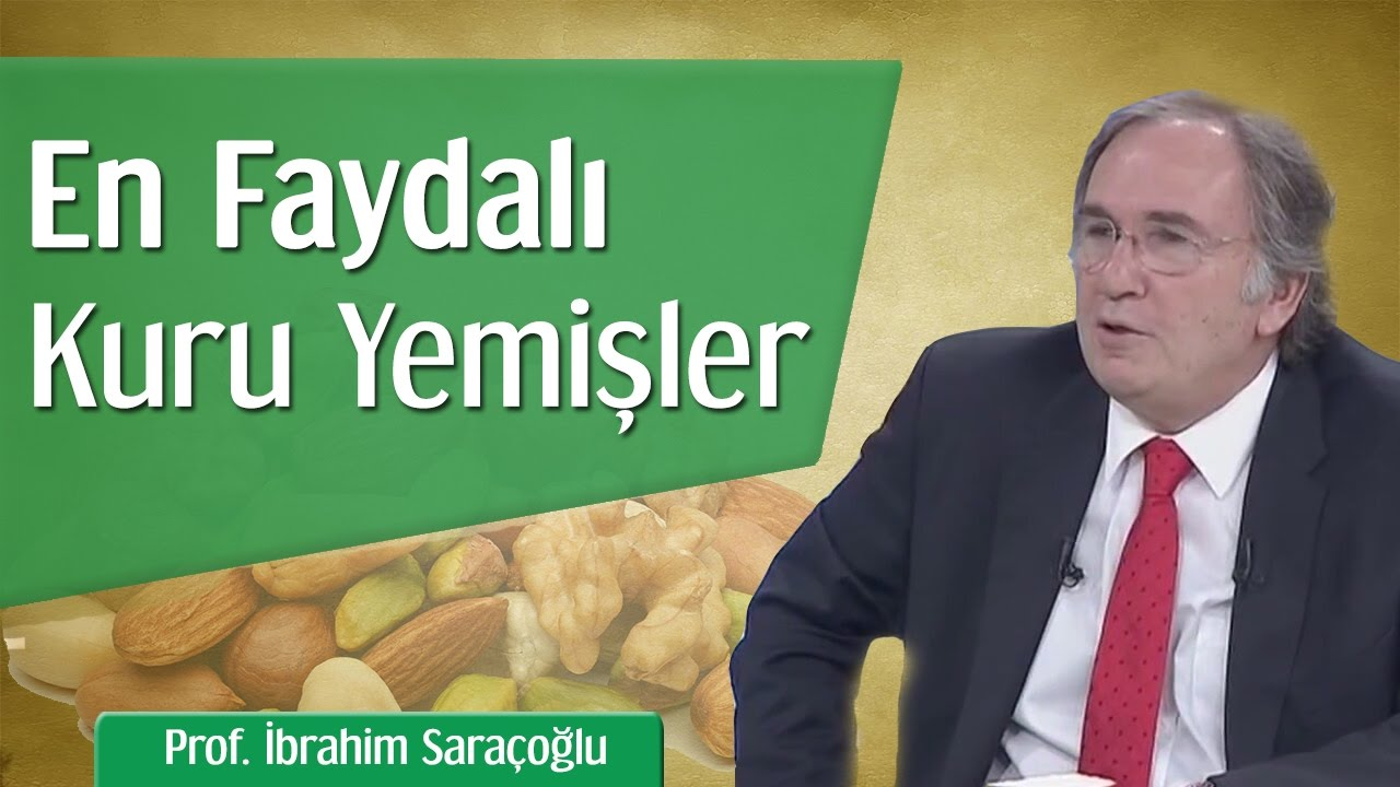 Download En Faydalı Kuru Yemişler | Prof. İbrahim Saraçoğlu