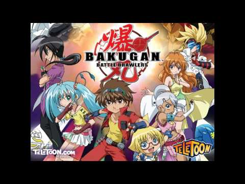 Bakugan Battle Brawlers - BGM06 (MUSIC)