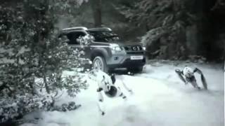Полная версия рекламы Nissan X-Trail 2011(Очень зрелищный рекламный ролик Nissan X-Trail образца 2011 года в рекламе звучит ори4гинальный саундтрек Нужно..., 2011-07-22T19:09:24.000Z)