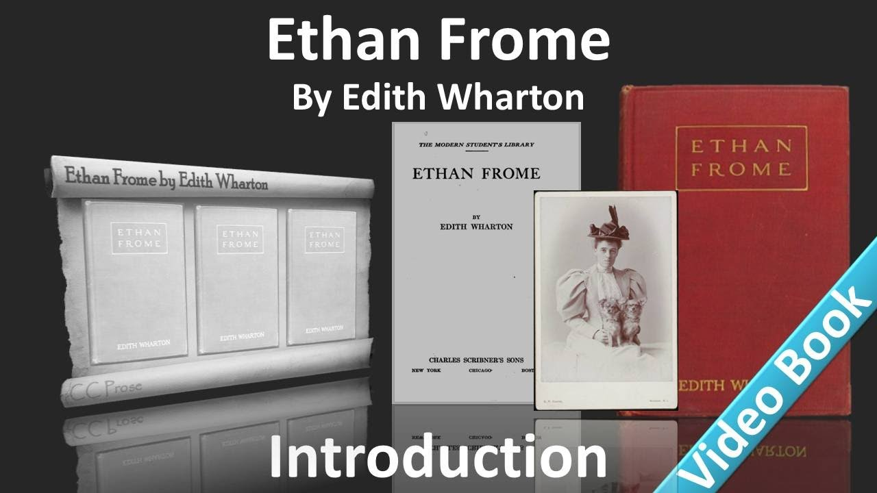 a description of the main character in the book entitled ethan frome by edith wharton