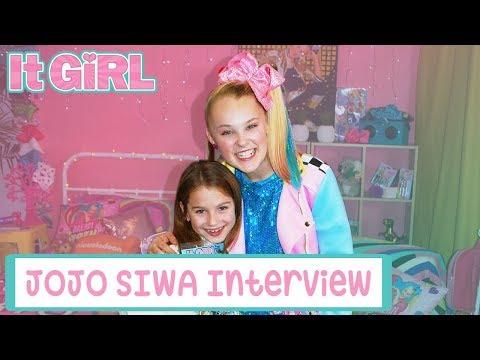 🎀 JOJO SIWA Loves Australia! 🇦🇺  | Exclusive Interview