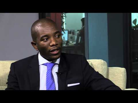 Nkandla a poster of SA corruption - Maimane