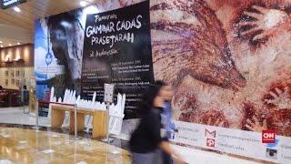 Mahakarya Nenek Moyang Kita di Cadas Nusantara