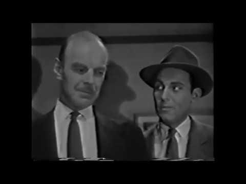 "RICHARD DIAMOND, PRIVATE DETECTIVE: ""DOUBLE JEOPARDY"" 1-23-1958."