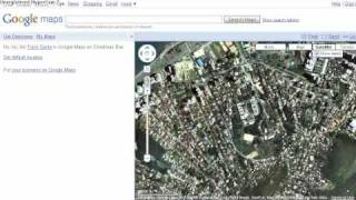 Umbrella Corporation Symbol on Google Maps Free HD Video