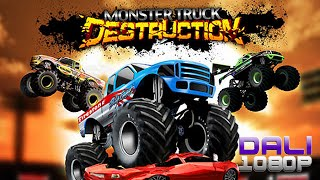 Monster Truck Destruction PC Gameplay 60fps 1080p
