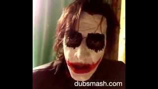 Hey Handsome ... #TheJoker #Joker #dubsmash #hollywooddubsmash #villain #TheDesidubsmash