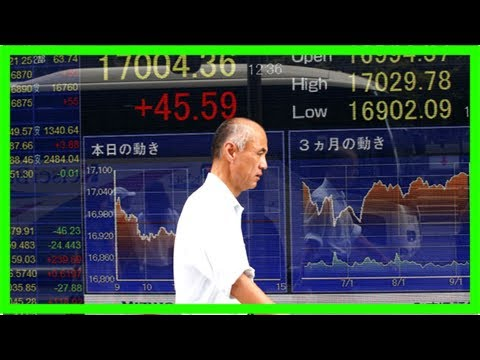Asian shares muted as china economic data disappoints - ndtv