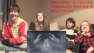 Video Hellsing Ultimate Abridged Episode 8 - Team Four Star| Reaction! Better Get Ready To Die! download MP3, 3GP, MP4, WEBM, AVI, FLV Juli 2018