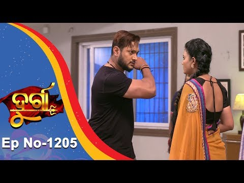 Durga | Full Ep 1205 | 18th Oct 2018 | Odia Serial – TarangTV
