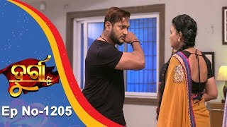 Durga | Full Ep 1205 | 18th Oct 2018 | Odia Serial TarangTV