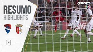 Highlights   Resumo: Gil Vicente 1-1 SC Braga (Liga 19/20 #3)