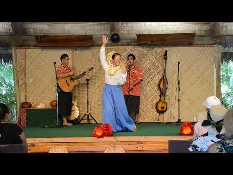 Hawaii Village, Polynesian Cultural Center, Laie, Hawaii, 2017